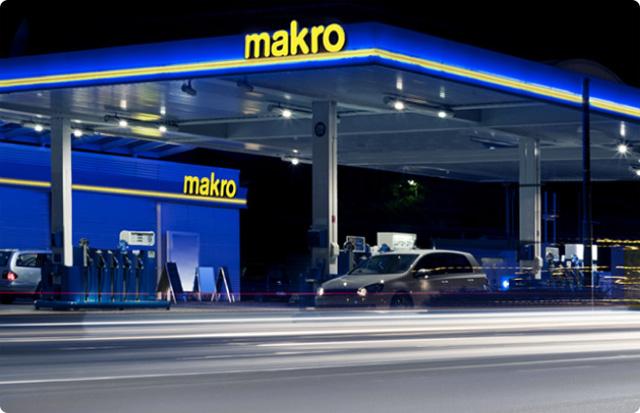 De Makro Tankkaart